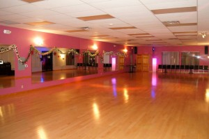 Our Spacious Dance Floor